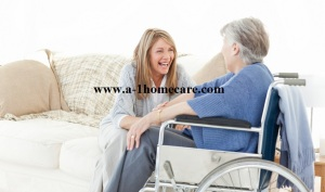 A-1 Home Care senior companion