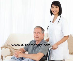 a-1 home care tarzana caregiver